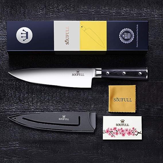 Amazon.com: Afilador de cuchillos de cocina profesional ...