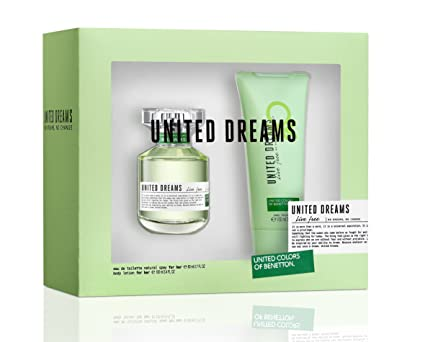 Benetton United Dreams Live Lote 2 Pz