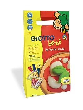 Giotto Be-bè 468400 - Set Juega y crea Pizza: Amazon.es ...