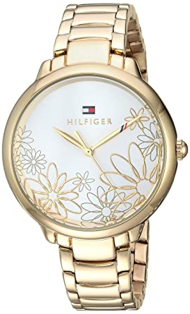 5f3223503 Image Unavailable. Image not available for. Color: Tommy Hilfiger Women's  Leila Quartz Watch ...
