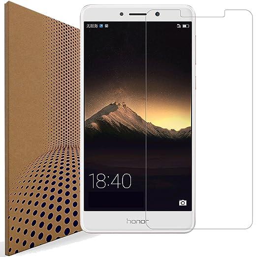 3 opinioni per Huawei Honor 6X Pellicola Protettiva Vetro Temperato,VLP Super Liscio Pellicola