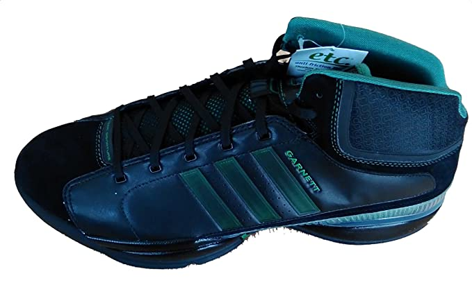 2ba534cc6aad adidas 075941 TS Lightswitch Play Mens Basketball Trainers Shoes Brand New  Black Size UK 18