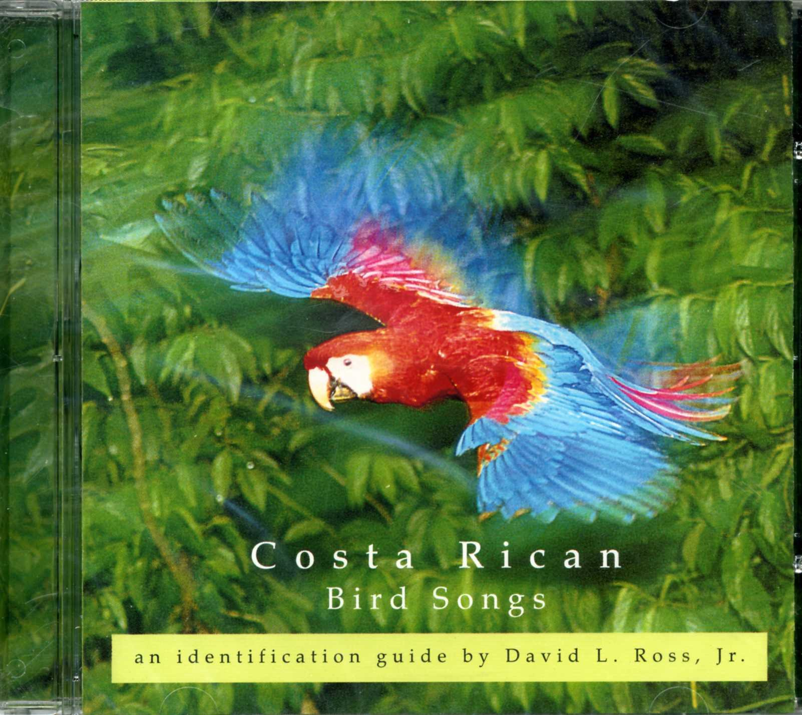 Costa Rican Bird Songs - An identification guide