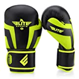 Elite Sports Boxing Gloves, Kickboxing, Adult