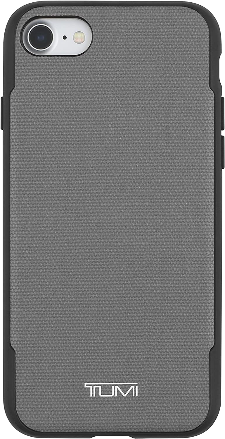 TUMI Coated Canvas Co-Mold Case for iPhone 7