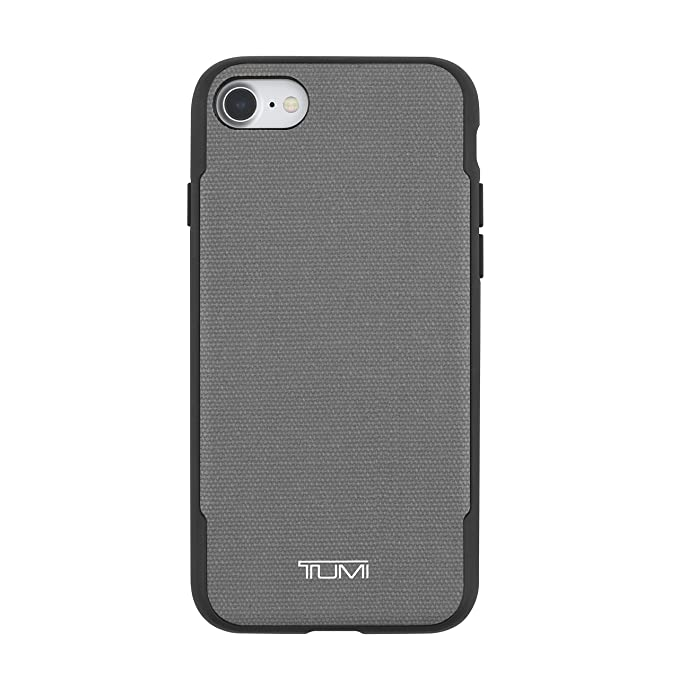 39f9eb39e9bcc0 Amazon.com: TUMI Coated Canvas Co-Mold Case for iPhone 7: Cell ...