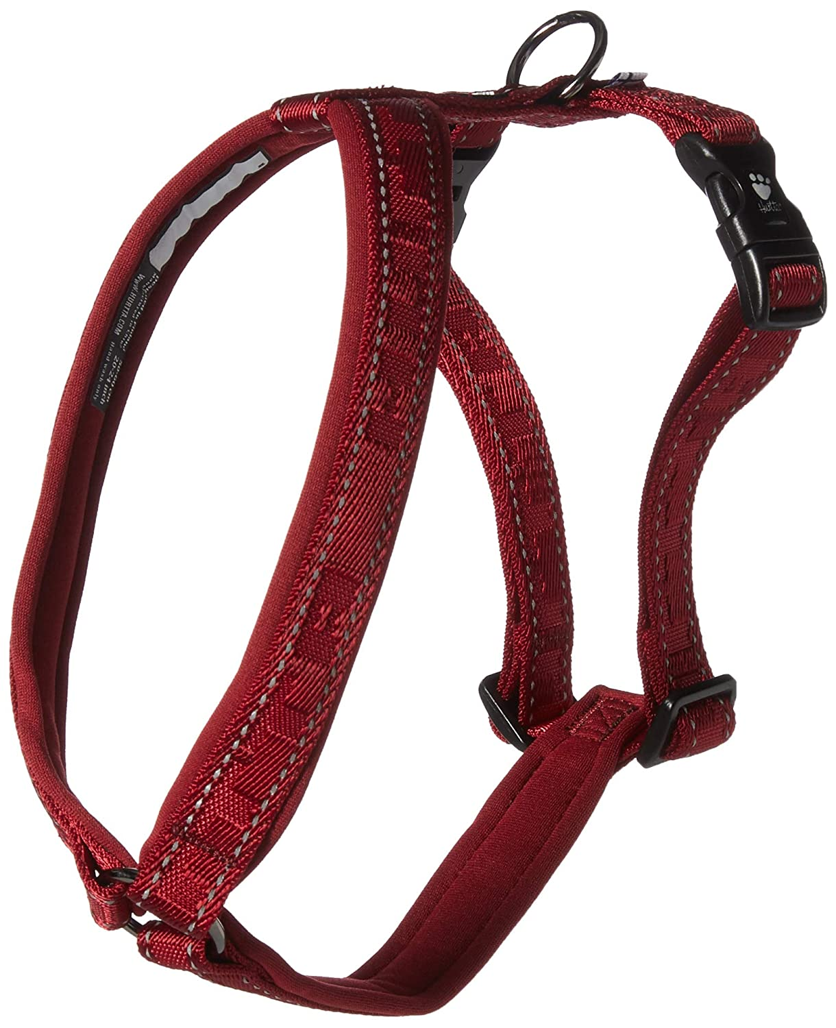 Lingon 1418 Hurtta Casual Padded Dog YHarness, Lingon, 32 in