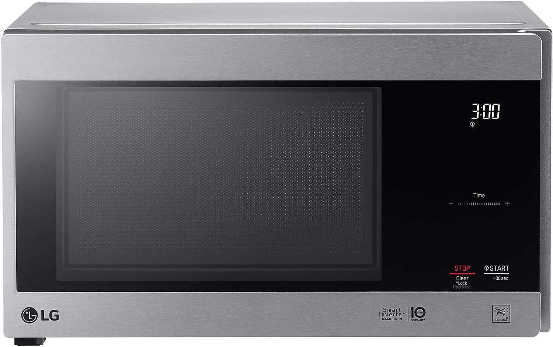LG LMC0975ASZ Countertop Microwave, Stainless Steel