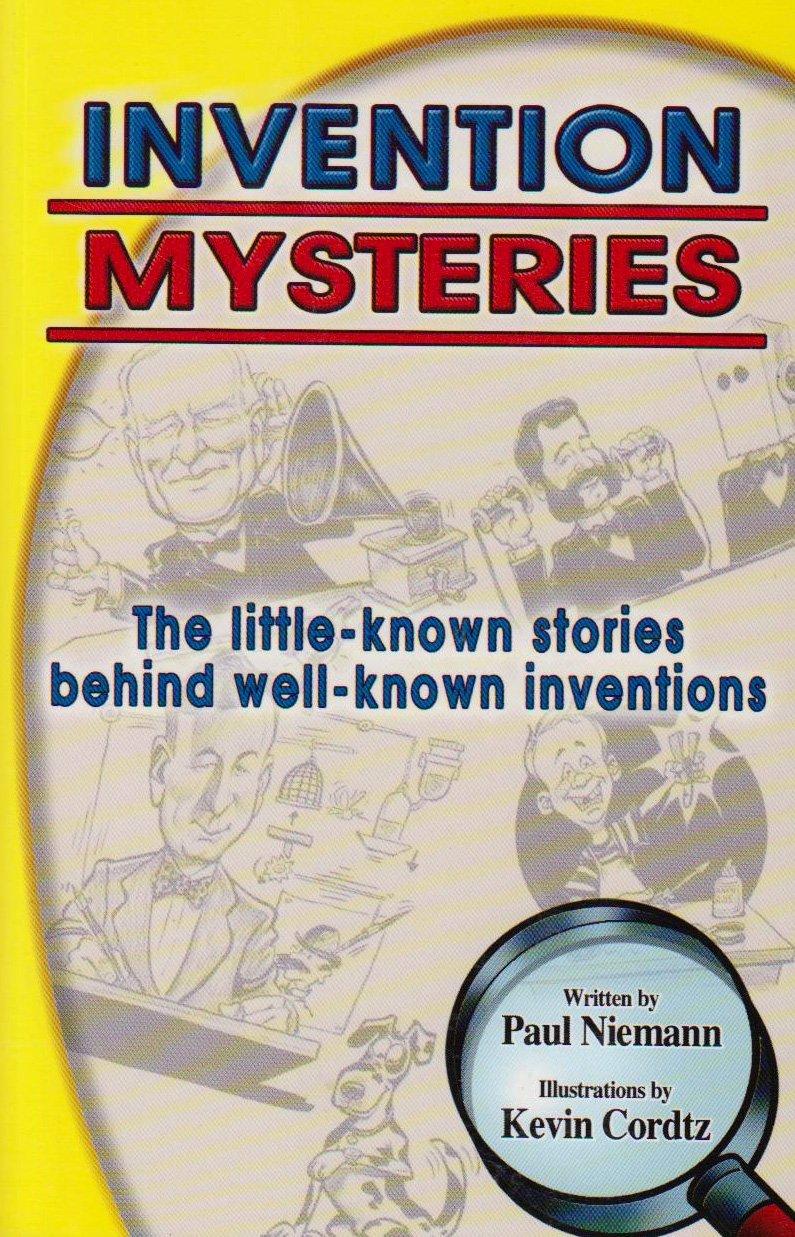 Invention Mysteries (Invention Mysteries Series) PDF