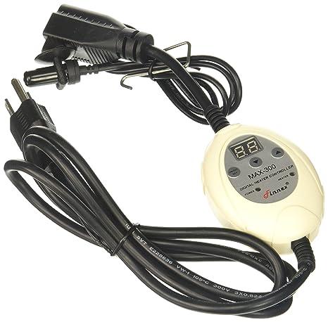 Finnex Max-300 Digital acuario Calentador controlador