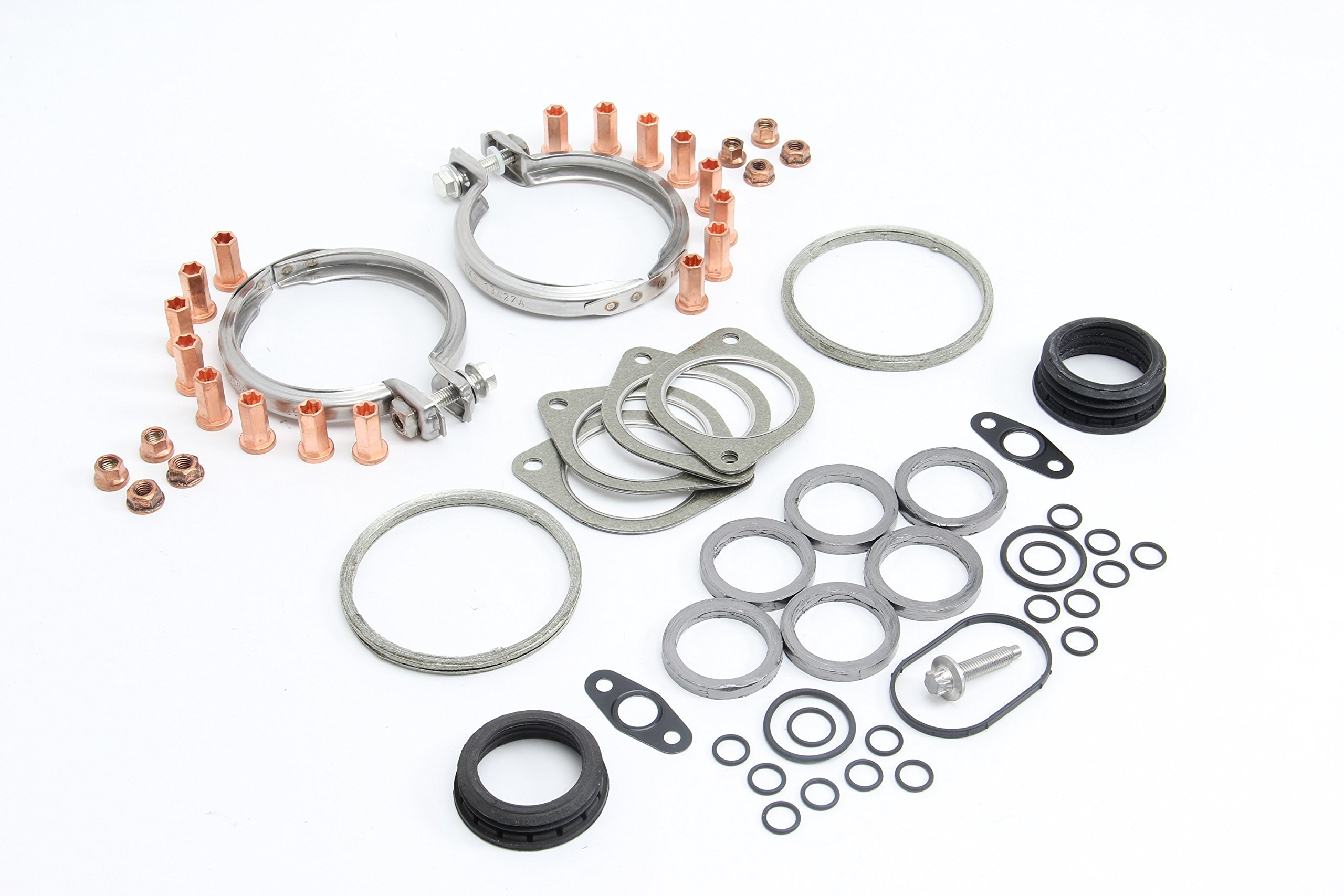 Dinan D313-0010 N54 Turbo Installation Hardware Kit for BMW 135/335/1M/Z4