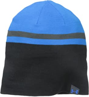 1336069ab7434 Under Armour 2017 ColdGear 4 in 1 Reversible 2.0 Beanie Mens Winter ...