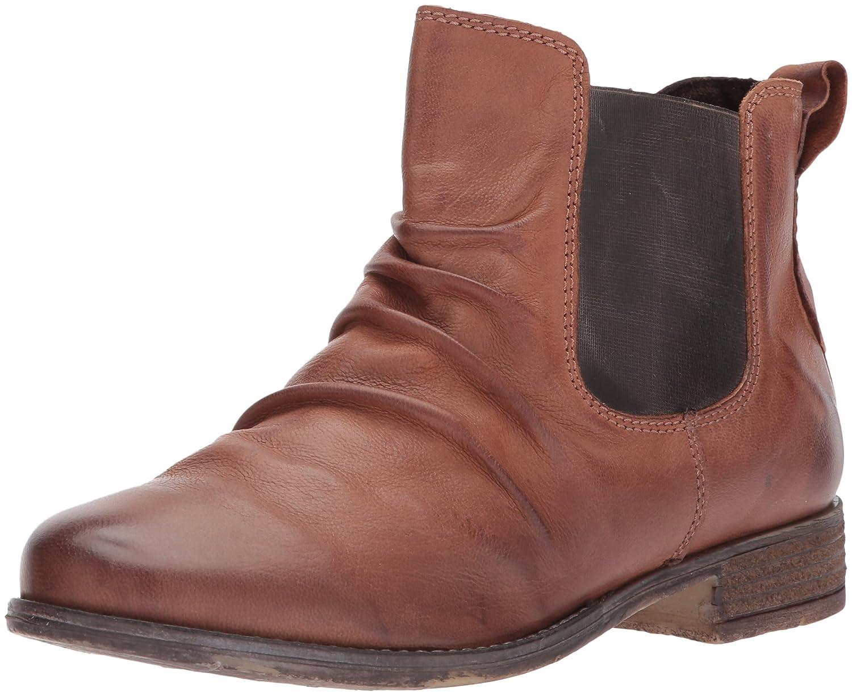 Josef Seibel Women's Sienna 59 Ankle Bootie B06XTGRYZ6 41 EU/10-10.5 M US|Castagne