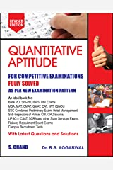 Quantitative Aptitude for Competitive Examinations Paperback