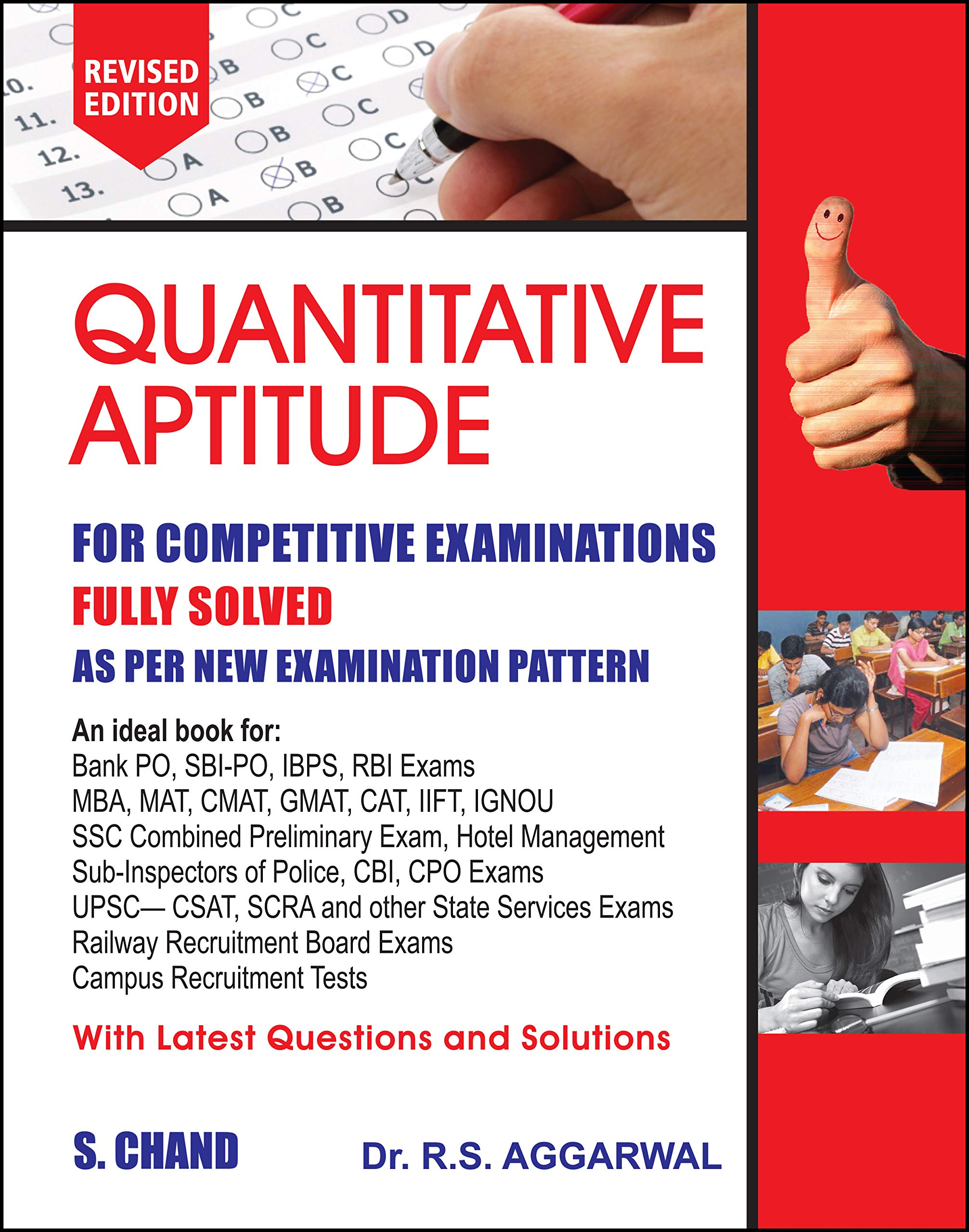 Buy Quantitative Aptitude for Competitive Examinations Book Online