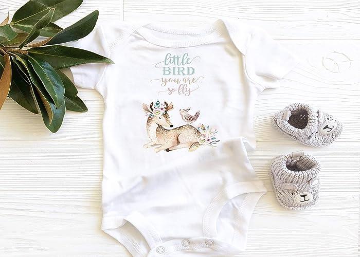 6f1bfdd644ea Little Bird You Are So Fly Onesie, Baby Girl Onesie, Baby Bodysuit,  Woodland Creatures Onesie, Baby Apparel, Baby Clothes, Cute Baby Onesie,  BoHo Baby, ...