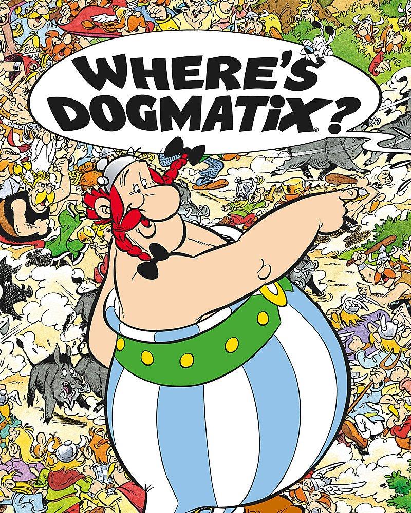 Where's Dogmatix? (Asterix) pdf epub