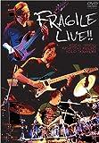 FRAGILE 矢堀孝一×水野正敏×菅沼孝三 LIVE!! [DVD]