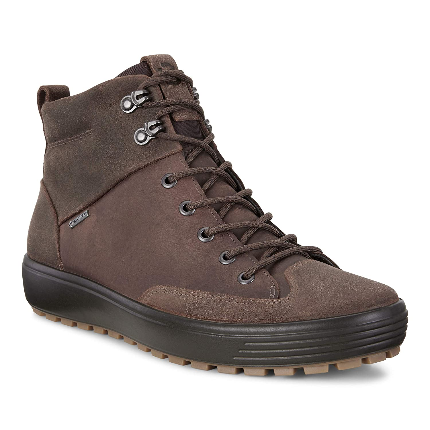 ECCO Mens Soft 7 Tred GTX Boot Rainwear