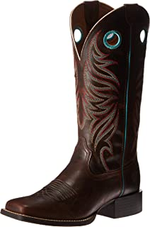 5465ad7e7d7 Amazon.com | ARIAT Women's Quickdraw Legacy Western Boot | Mid-Calf