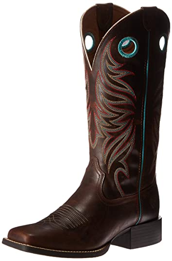 8918173593c Ariat Women's Round Up Ryder Western Cowboy Boot
