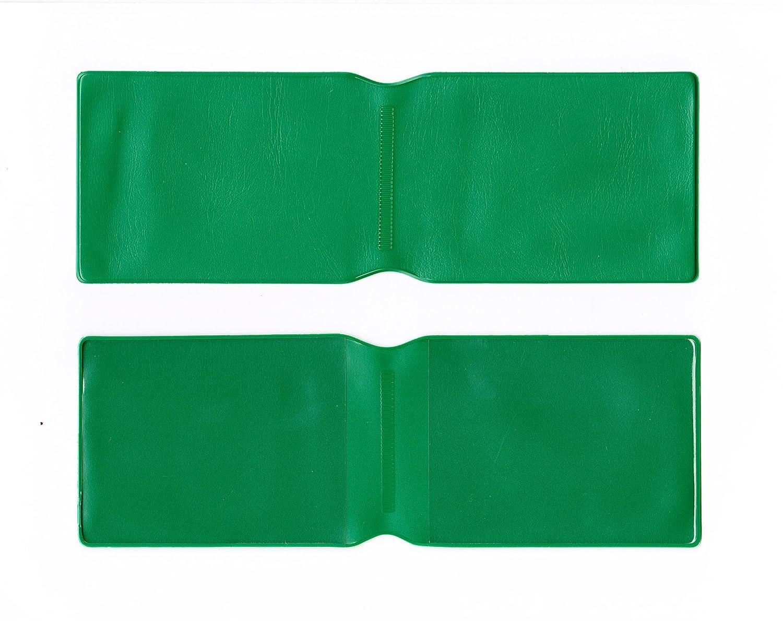 50 x plástico verde tarjeta Oyster caseguru/soporte/cubierta ...