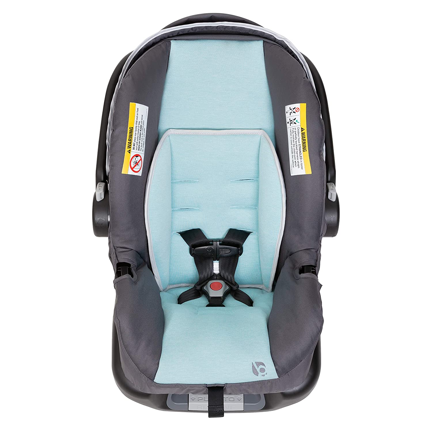 Baby Trend Ally 35 Snap Tech Infant Car Seat Blue Mist