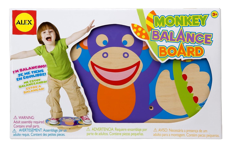 ALEX Toys Monkey Balance Board