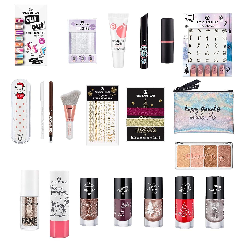 Calendario Dellavvento Essence.Essence Adventskalender 2018 Advent Calendar Beauty Kosmetik Makeup Limitiert