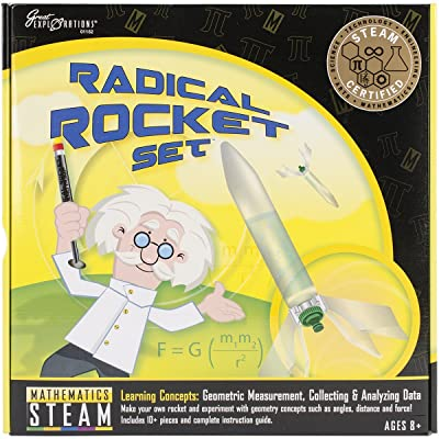 Great Explorations Radical Rocket Set: Game: Toys & Games