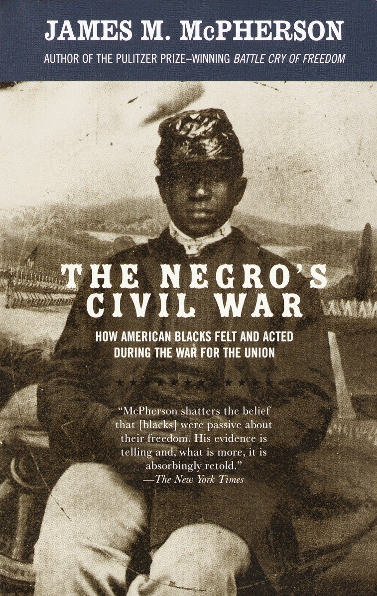 Download The Negro's Civil War: How American Blacks Felt and Acted During the War for the Union pdf