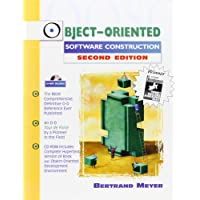 Object-Oriented Software Construction (Book/CD-ROM) (2nd Edition)