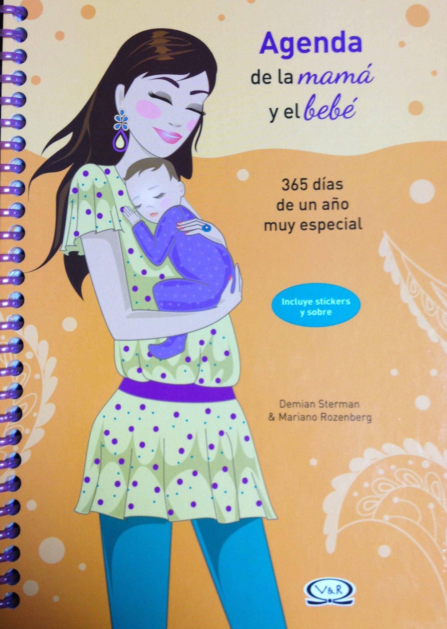 Agenda De La Mama Y El Bebe: Amazon.com: Books