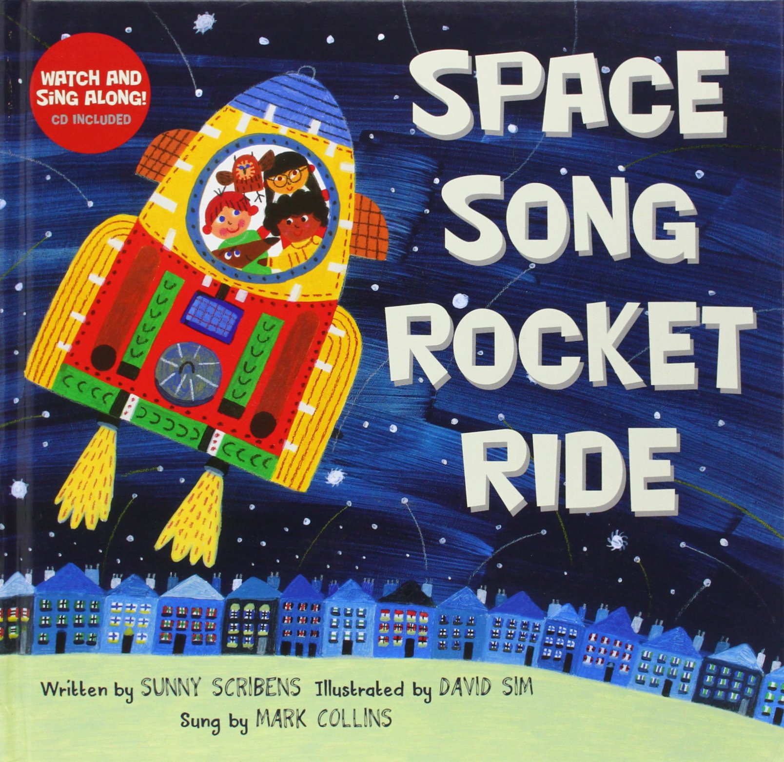 Download Space Song Rocket Ride pdf epub