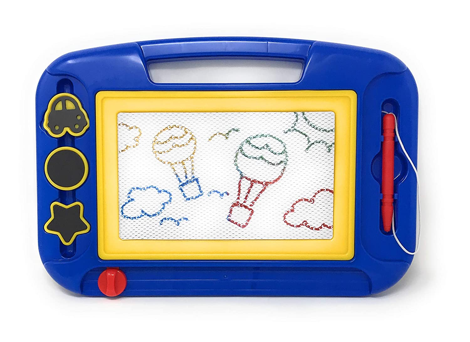 Kidsthrill Magnetic Doodle Drawing Board for Kids