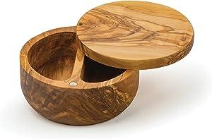 RSVP International Wood Salt Box, One Size