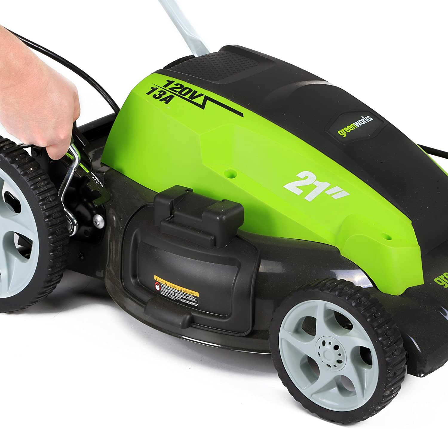 Greenworks Electric Lawn Mower Buying Guide