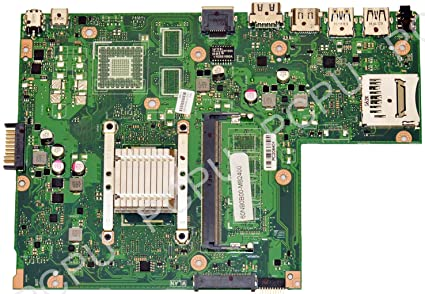 Amazon.com: 60NB0B00-MB2400 Asus X540LA Laptop Motherboard w ...