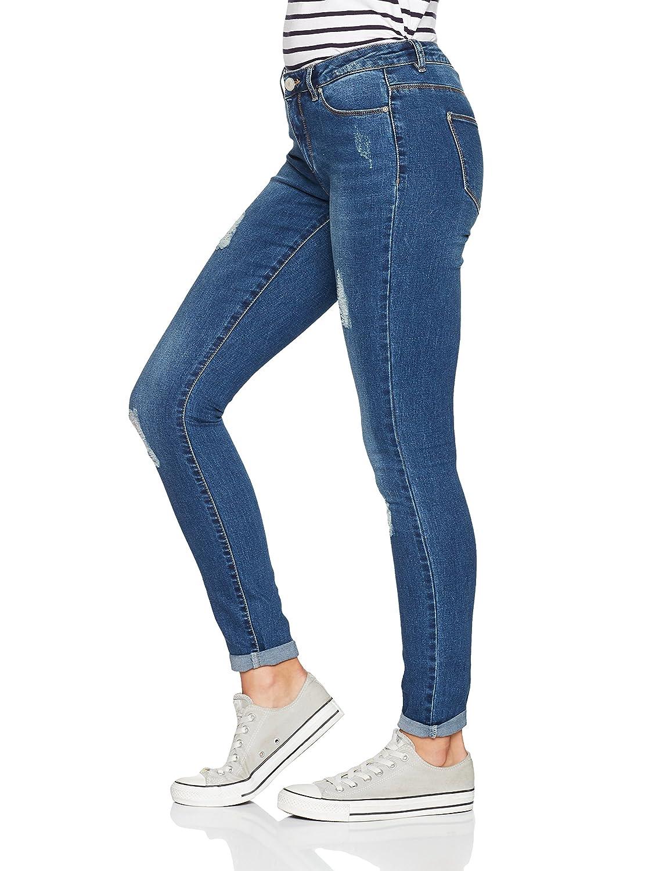 Womens Onlroyal Reg Sk Kneecut Jeans Pim600noos Skinny Only 4qjKI2Te97