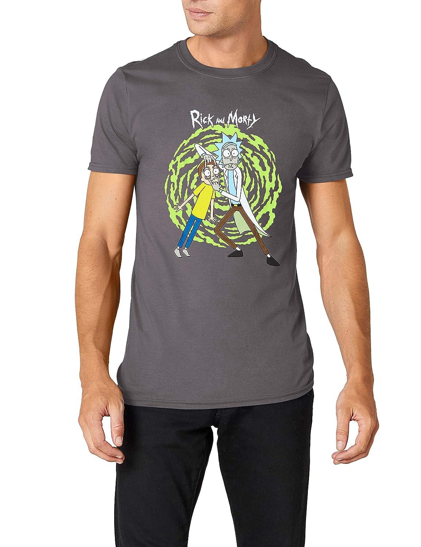 TALLA S. I-D-C Camiseta para Hombre