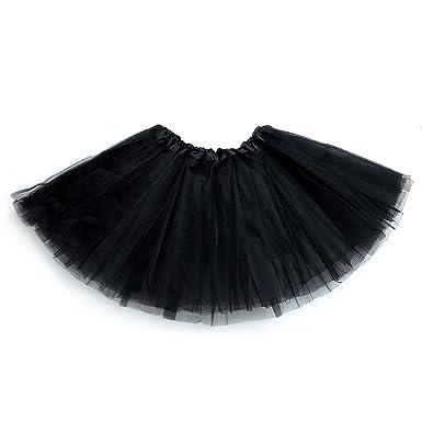 Anleolife 12 Ballet Tutu Dress Cheap Birthday Skirt