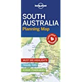 Lonely Planet South Australia Planning Map