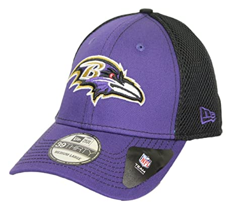 Image Unavailable. Image not available for. Color  Baltimore Ravens New Era  NFL 39THIRTY  quot Team Front Neo quot  Flex Fit Hat a0ea3160b
