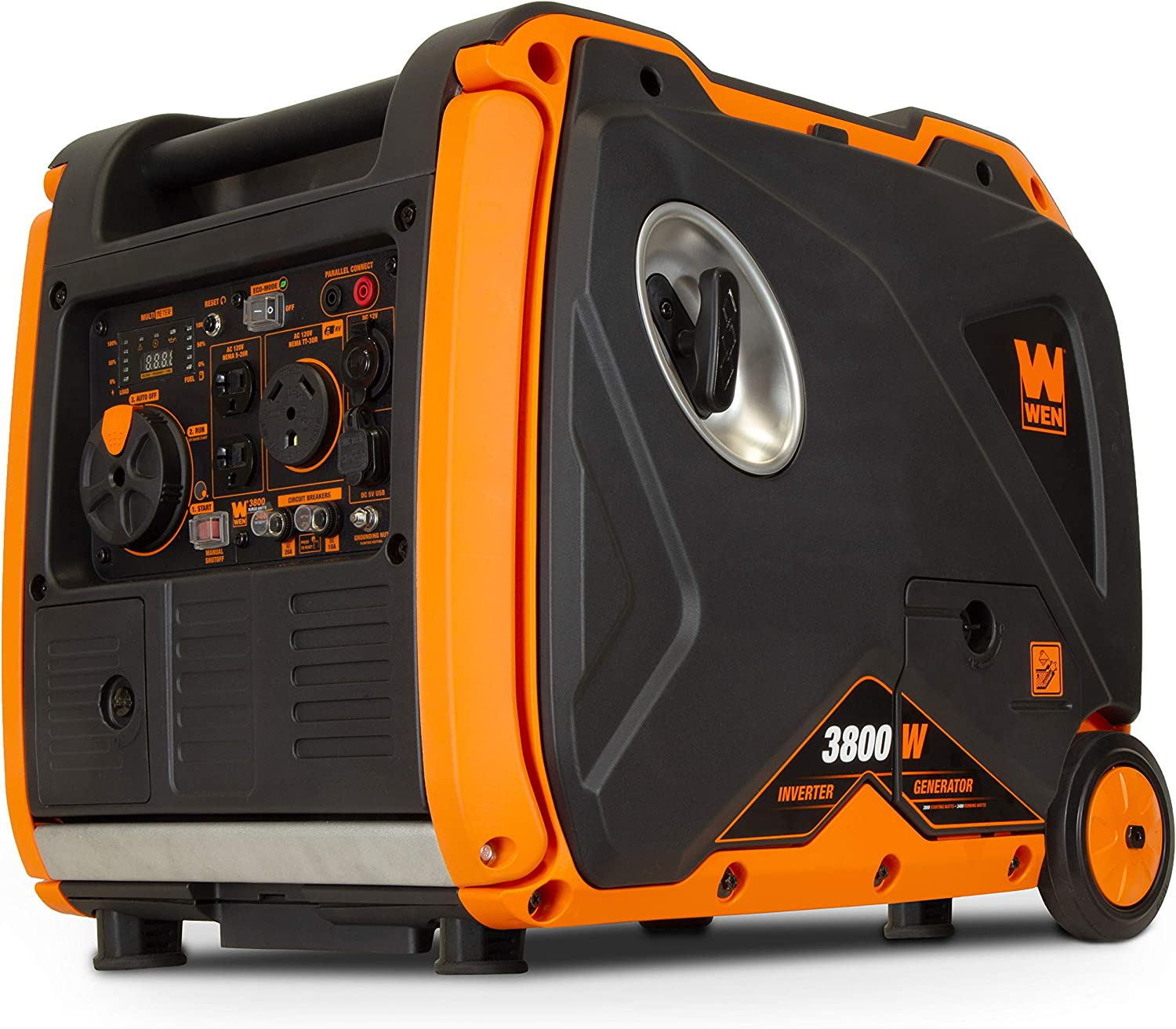 Top 10 Best Generators For Home Use Review (2021) 4