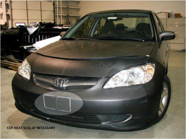 Vinyl, Black Lebra Covercraft Custom Fit Front End Cover for Honda Odyssey