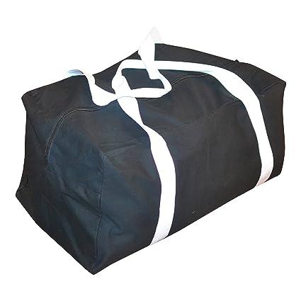 Amazon Com Canvas Ice Hockey Bag Sports Outdoors