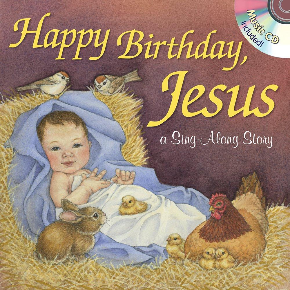 Happy Birthday Jesus Sing Along Storybook product image