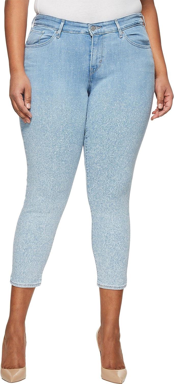 3baa0fe90e7b Levi's Women's Plus-Size 711 Skinny Ankle Jeans at Amazon Women's Clothing  store: