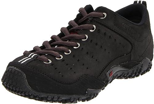 f2f4ec08 Caterpillar Shelk - Zapatillas de Senderismo para Hombre, Color Negro:  Amazon.es: Zapatos y complementos