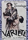 Variety (Varieté) (1925)